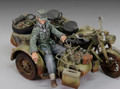 "ROYAL MODEL 676 - 1/35 German Infantry ""Cigarette Break"""