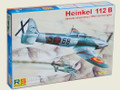 RS MODELS 92140 - 1/72 Heinkel 112 B