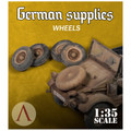 SCALE 75 SW35-013 - 1/35 German Supplies - Wheels