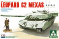 TAKOM MODEL 2003 - 1/35 Leopard C2 Mexas Canadian Main Battle Tank