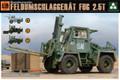 TAKOM MODEL 2021 - 1/35 Bundeswehr Feldumschlaggerät FUG 2,5T