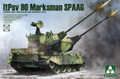 TAKOM MODEL 2043 - 1/35 Finnish Self Propelled Anti Aircraft Gun ltPsv 90 Marksman SPAAG