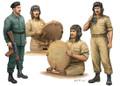 TRUMPETER 00439 - 1/35 Iraqi Tank Crew