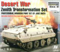 VALLEJO 71153 - Desert War - Zenith Transformation Set