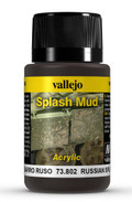 VALLEJO 73802 - Wet Russian Splash Mud (40ml)