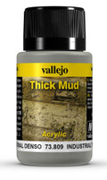 VALLEJO 73809 - Industrial Thick Mud (40ml)