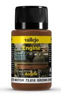 VALLEJO 73818 - Brown Engine Soot (40ml)