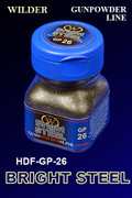 WILDER LINE GP26 - Bright Steel Pigment (50ml)