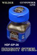 WILDER LINE GP26 - Bright Steel Pigment (50ml)