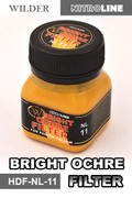 WILDER LINE NL11 - Bright Ochre Filter (50ml)