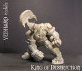 YEDHARO MODELS 7003 - 70mm King of Destruction