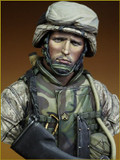 YOUNG MINIATURES YM1816 - 1/10 USMC Fallujah Iraq, 2004
