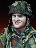 YOUNG MINIATURES YM1834 - 1/10 British Paratrooper, Northwest Europe WWII