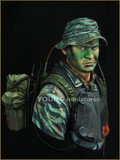YOUNG MINIATURES YM1845 - 1/10 US Navy Seal, Vietnam