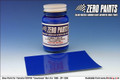 ZERO PAINTS ZP-1209 - Yamaha FZR750 Gauloises Bol d'Or 1985 Blue Paint (60ml)