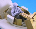 LEGEND PRODUCTIONS LF0120 - 1/35 US Vehicle Gunner