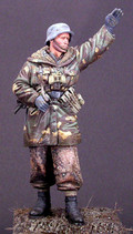 "ALPINE MINIATURES 16003 - 1/16 WSS Grenadier ""Wiking"""