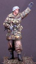 "ALPINE MINIATURES 16003 - 1/16 WSS Grenadier ""Wiking"""
