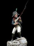 HEROES & VILLAINS - 75mm Spanish Infantryman, 1809