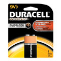 DURACELL® COPPERTOP® ALKALINE RETAIL BATTERY WITH DURALOCK POWER PRESERVE™ TECHNOLOGY Battery, Alkaline, Size 9V, 12/pk, 4 pk/cs (UPC# 09361) (SPEICAL OFFER!! SEE BELOW!!)$177.24/CASE