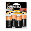 DURACELL® COPPERTOP® ALKALINE RETAIL BATTERY WITH DURALOCK POWER PRESERVE™ TECHNOLOGY Battery, Alkaline, Size C, 4pk, 18/cs (UPC# 13848) (SPEICAL OFFER!! SEE BELOW!!)$143.16/CASE