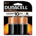 DURACELL® COPPERTOP® ALKALINE RETAIL BATTERY WITH DURALOCK POWER PRESERVE™ TECHNOLOGY Battery, Alkaline, Size D, 2pk, 48/cs (UPC# 09061) (SPEICAL OFFER!! SEE BELOW!!)$177.12/CASE