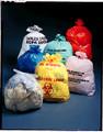 """MEDEGEN ULTRA-TUFF™ LINEN BAGS """"Infectious Linen"""" Linen Bag, 23"""" x 8"""" x 41"""", 1.2 mil, Yellow, 250/cs (SPEICAL OFFER!! SEE BELOW!!)$108.48/CASE"""