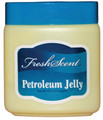 NEW WORLD IMPORTS FRESHSCENT™ PETROLEUM JELLY Petroleum Jelly, 4 oz Jar, Compared to the Ingredients of Vaseline® Petroleum Jelly, 12/bx, 6 bx/cs (Not Available for sale into Canada) SPECIAL OFFER! SEE BELOW!! $K2/CASE