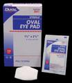 "DUKAL EYE PADS Eye Pad, Oval, 1 5/8"" x 2 5/8"", Sterile, 50/bx, 12 bx/cs SPECIAL OFFER! SEE BELOW!$118.08/SALE"