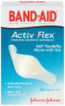 "J&J BAND-AID® ADHESIVE BANDAGE ACTIV FLEX™ Adhesive Bandage Activ-Flex™, Regular, ¾"" x 3"", 10/bx, 24/cs SPECIAL OFFER! SEE BELOW!$159.6/SALE"