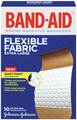 J&J BAND-AID® FLEXIBLE FABRIC ADHESIVE BANDAGES Flexible Fabric Adhesive Bandages, X-Large, 10/bx, 24 bx/cs SPECIAL OFFER! SEE BELOW!$122.4/SALE
