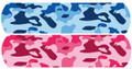 """NUTRAMAX CHILDREN'S CHARACTER ADHESIVE BANDAGES Camouflage Assorted Pink & Blue, Stat Strip®, ¾"""" x 3"""", 100/bx, 12 bx/cs SPECIAL OFFER! SEE BELOW!$100.44/SALE"""