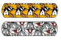 """NUTRAMAX CHILDREN'S CHARACTER ADHESIVE BANDAGES Looney Tunes™ Bugs Bunny™ & Daffy Duck™ Assorted, Stat Strip®, ¾"""" x 3"""", 100/bx, 12 bx/cs SPECIAL OFFER! SEE BELOW!$104.52/SALE"""