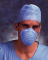 MOLNLYCKE BARRIER® CONE MASKS Cone Mask, Elastic Band, Adjustable Nose Piece, 50/bx, 12 bx/cs