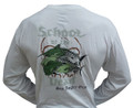 Sea Angler Gear White School of the Dead T-Shirt
