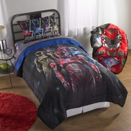 Power Ranger Band Together Twin/Full Comforter