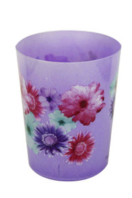 "Disney Fairies ""Rosey"" Acrylic Wastebasket"