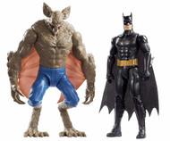 Batman Vs. Man-Bat 2-Pack Figures