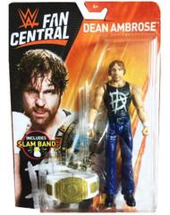 WWE Fan Central Dean Ambrose