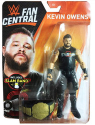 WWE Fan Central Kevin Owens