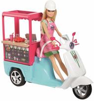 Barbie Bistro Cart set