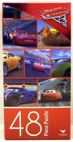 Cars 3 - 48 Piece Jigsaw Puzzle