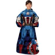 Captain America Comfy Throw
