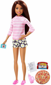 Barbie Babysitters Inc. Pizza Set