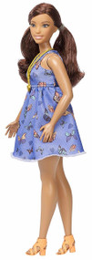 Barbie Fashionistas Beautiful Butterflies Doll, Curvy