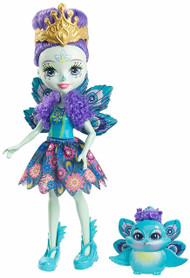 Enchantimals Patter Peacock Doll