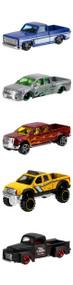 Hot Wheels  Hot Trucks Car Assortment 5-Pack
