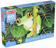 Red-Eyed Tree Frog Jigsaw Puzzle