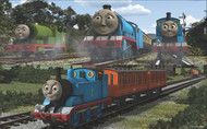 Thomas The Tank Engine 7 Pack Wood Puzzles