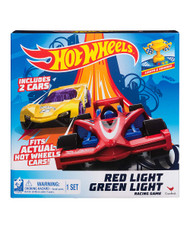 Hot Wheels Red Light Green Light Action Racing Game